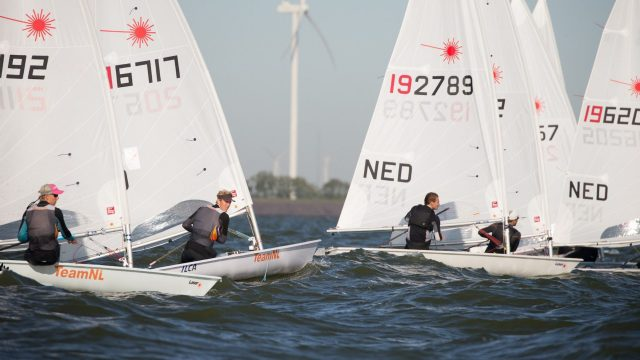 Open Dutch Sailing Championships in motion