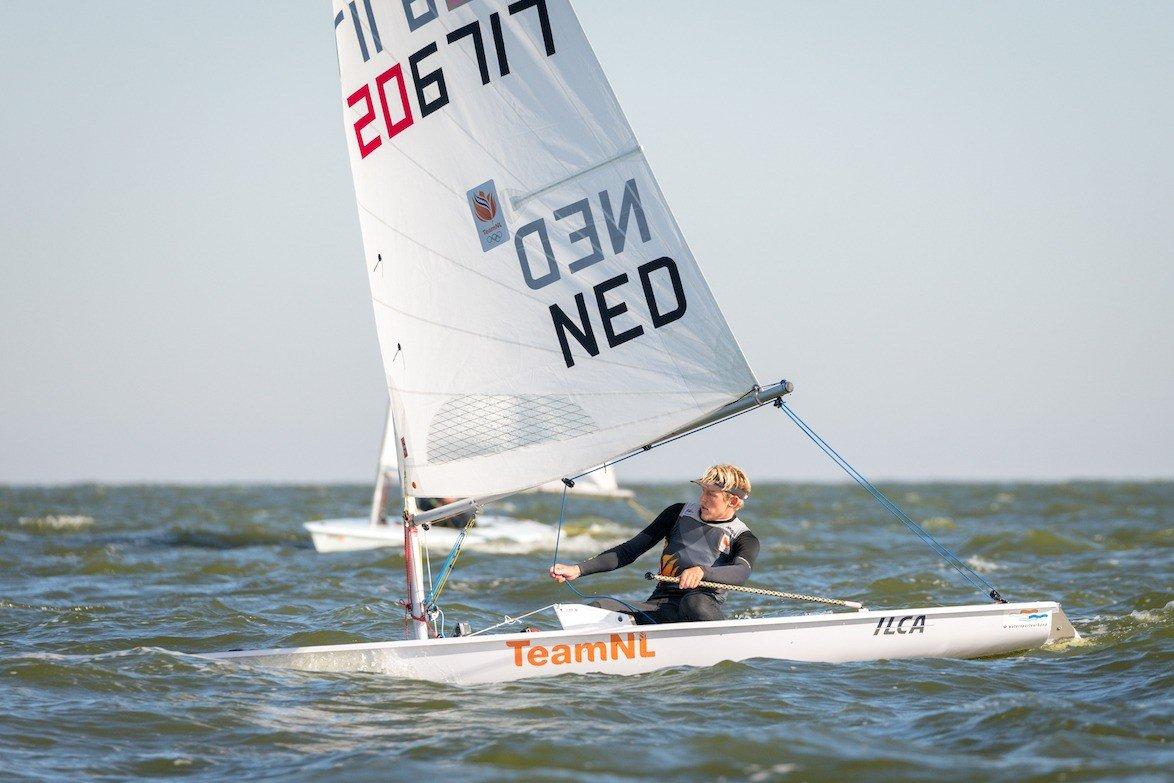 Sailing Laser TeamNL