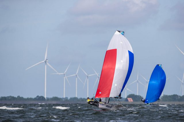 Registration for the Open Dutch Sailing Championships, part of the Allianz Regatta, from 8-10 October 2021 is now open!