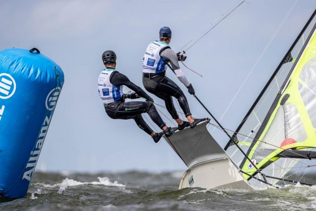 Stage is set for final Medal Races at the Hempel World Cup Series – Allianz Regatta