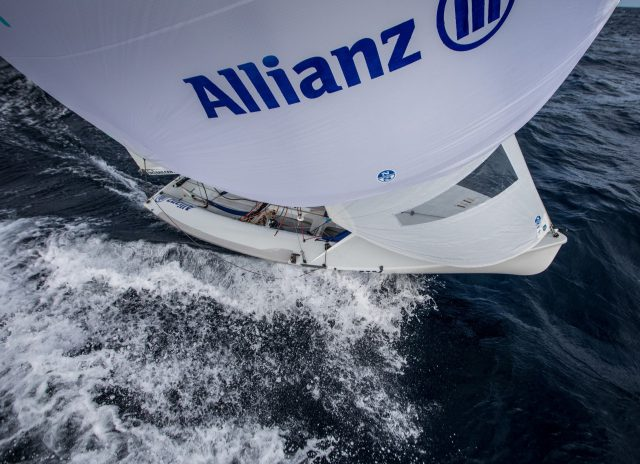 Allianz partner Royal Netherlands Watersports Association and Sailing World Cup