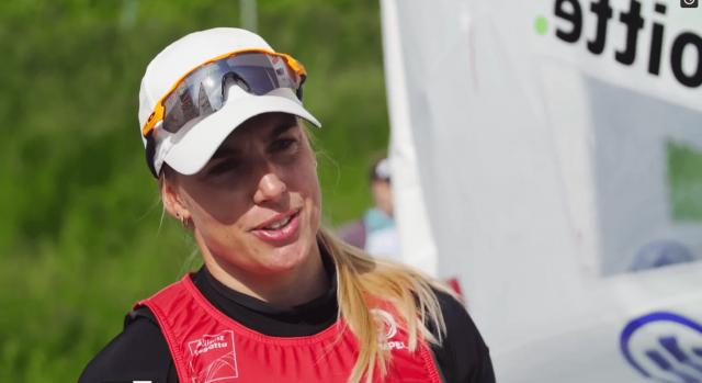 Interview with Marit Bouwmeester   Allianz Regatta 2021