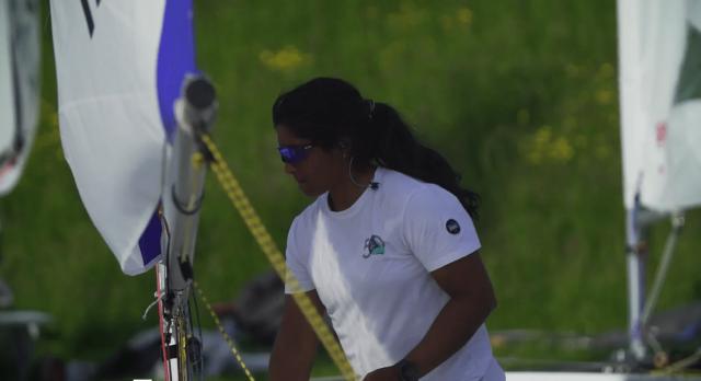 Interview with Nethra Kumanan | Allianz Regatta 2021