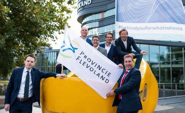 Allianz Regatta moves to Almere/Amsterdam region as part of Dutch Water Week